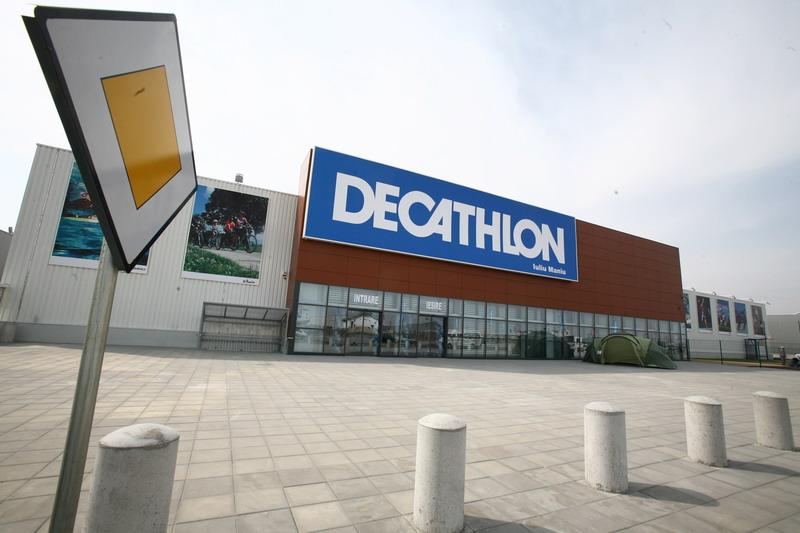 Decathon implineste 10 ani
